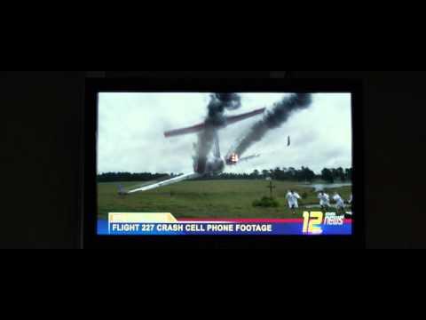 Flight (2012) Plane Crash