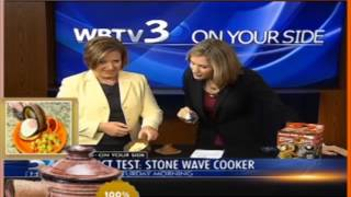 Stone Wave Microwave Cooker Review: Does It Work? | Consumer News ...