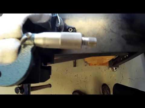 Easy way to repair and calibrate micrometers