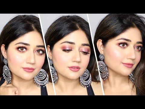 Soft Indian Festive Makeup TUTORIAL | corallista