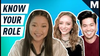 Lana Condor and Cast of 'To All The Boys: Always and Forever' Do Rom-Com Trivia | Know Your Role