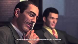 Mafia II playthrough pt8 - A Woman's Honor/Getting Armed