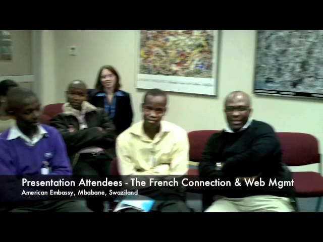 Flashback : Swaziland Chronicles - Day 2 - Workshops - Musicians & Kids