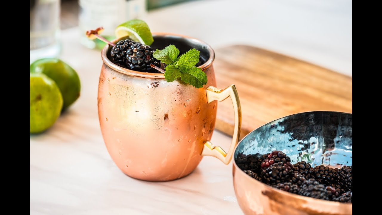 How To Make A Blackberry Mule | UltimatePatio.com