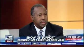 """Ben Carson on Oregon Shooting: """"I Would Not Just Stand There and Let Him Shoot Me"""""""