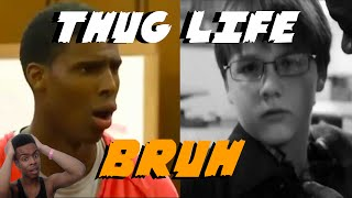 the most savage kid on the internet is a gangsta bruh thug life