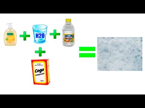 Пятновыводитель сода уксус рецепт для ковров