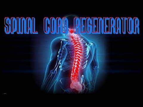 Spinal Cord Regenerator Frequency - Future-Channelled Healing Binaural Plus Isochronics
