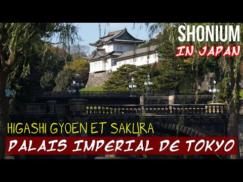 Shonium in Japan | #29 ► Decouverte du palais imperial de To