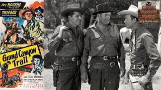 Grand Canyon Trail   Western (1948)   Roy Rogers
