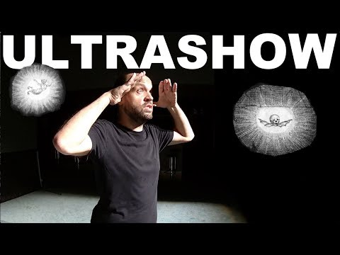 Ultrashow Fantasmagorías (20/10/17, teatro Goya)