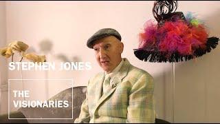 THE VISIONARIES: Stephen Jones, milliner