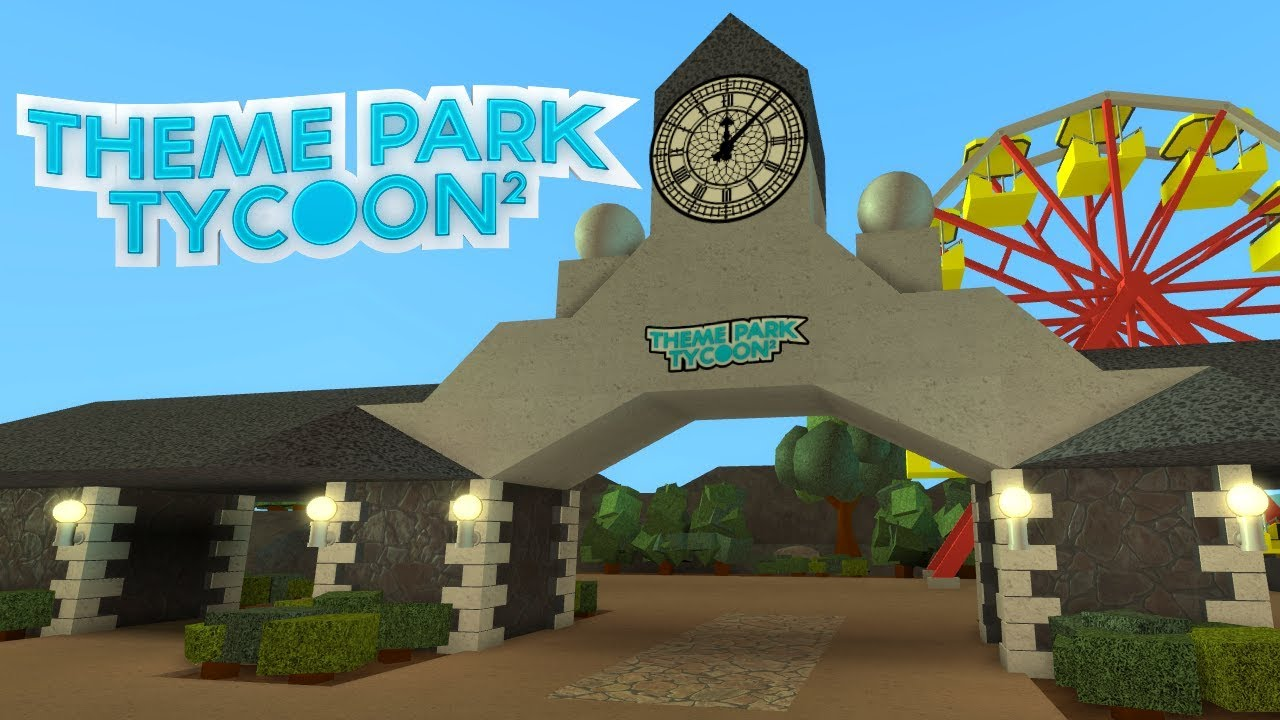 How To Build A Park Entrance Newly Updated Youtube