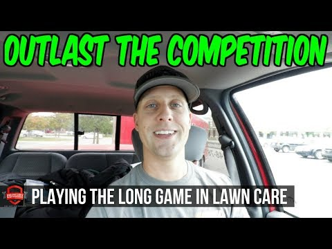 2 Of My Best Lawn Care Tips To Getting New Customers - Lawn Care Advice
