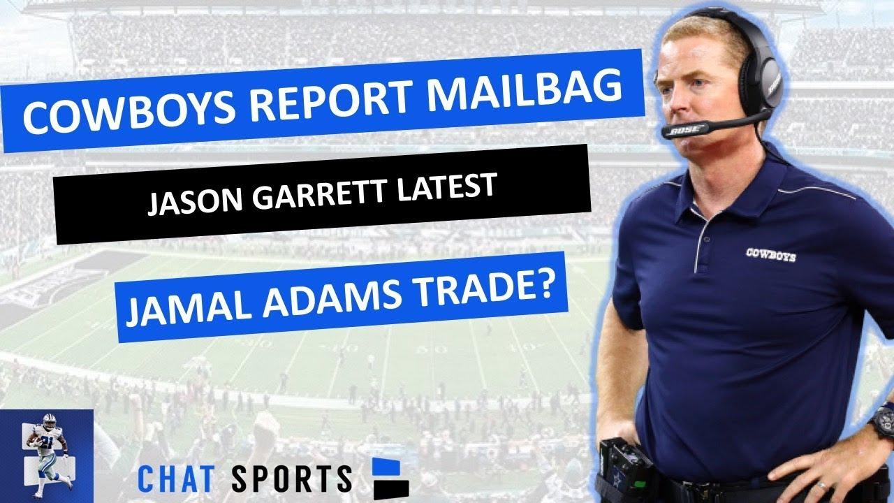NFL rumors: Cowboys dump Jason Garrett but Jerry Jones should ...