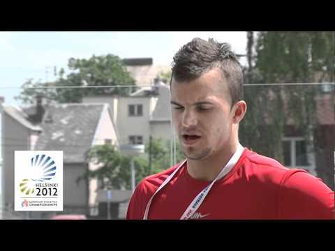 2012 European Athletics Championships preview - Jakub Holuša