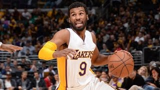 Ronnie Price Lakers 2015 Season Highlights