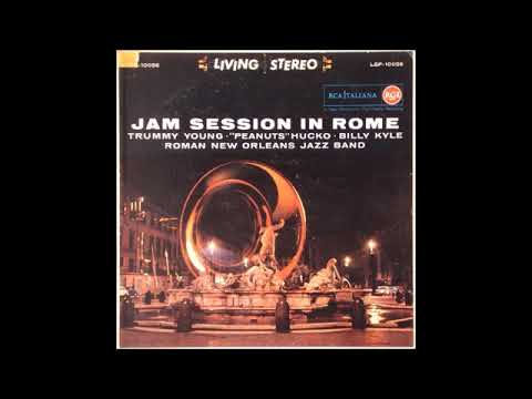 Trummy Young All Stars - Jam session In Rome ( Full Album )