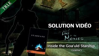 [TRLE] Lara At The Movies (2004) - #21 - Cinema 5 : Stargate : Inside the Goa