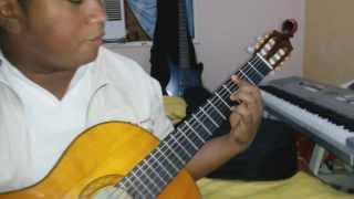 Mi Bendición (Juan Luis Guerra) Cover-Tutorial Guitarra por Lucio Fernández