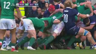 Irish Rugby TV: Ireland v Scotland 2018 NatWest 6 Nations Highlights