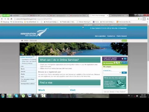 How To Apply WORKING HOLIDAY NEW ZEALAND As Fast As Possible Guide Part 2