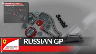 Russian Grand Prix - Sochi, the track one year on