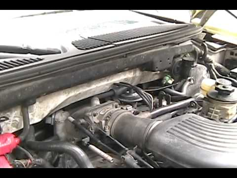 1998 Ford F150 Pcv Tube Replacement Triton 54 Youtube