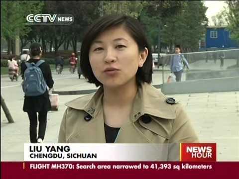 Mobile app revolutionizing China's delivery market
