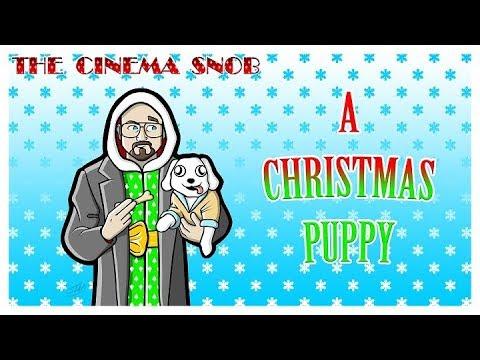 A Christmas Puppy - The Cinema Snob