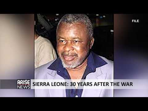 SIERRA LEONE: 30 YEARS AFTER THE WAR  - LINDSAY BARRETT