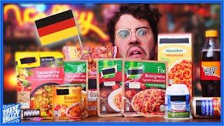 Cibo ITALIANO comprato in GERMANIA! - Taste Test