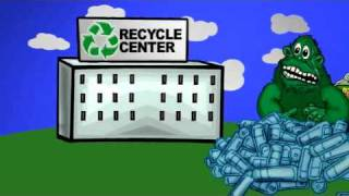 Repeat youtube video Recycling Reverse Osmosis Cartridges with EcoRilla- EcoWater Canada