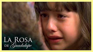 Eva huye de los maltratos | Un modelo de amor | La Rosa de Guadalupe