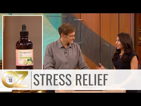 How to Reduce Stress with Bergamot Oil