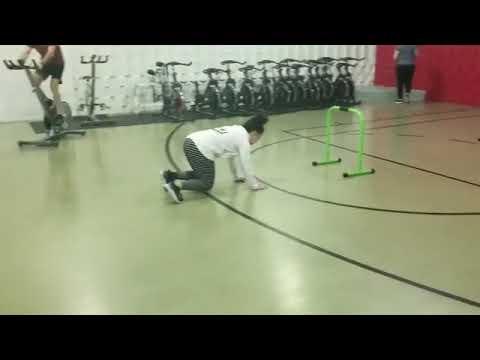 New U Fitness Kensington MD - Carla Metabolic Circuit