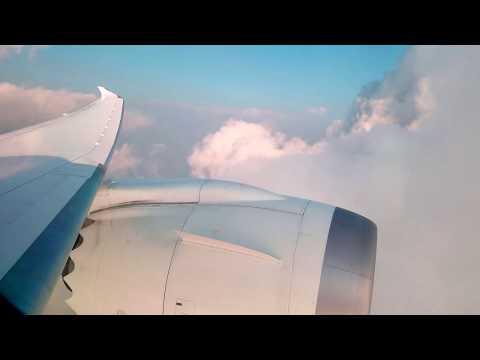 United Airlines B787-9 Dreamliner San Francisco - Chengdu (FULL FLIGHT & 4K)