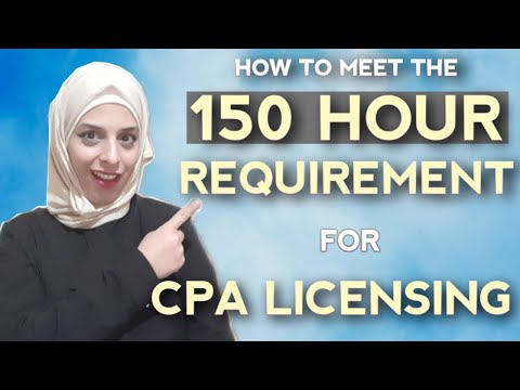how-to-fulfill-the-150-credit-hour-requirement-for-cpa-licensing---5-options