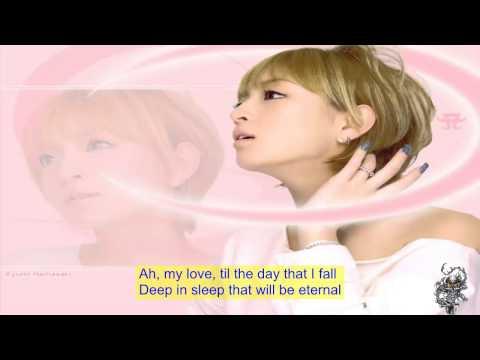 Ayumi Hamasaki - Dearest(English Full Version)w/Lyrics