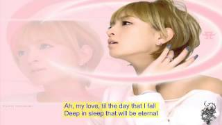 Ayumi Hamasaki - Dearest(English Full Version)w/Lyrics