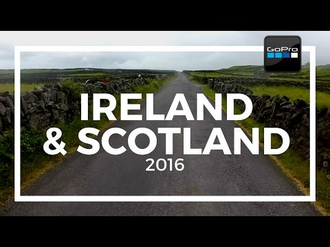 GoPro Ireland and Scotland Travel Video