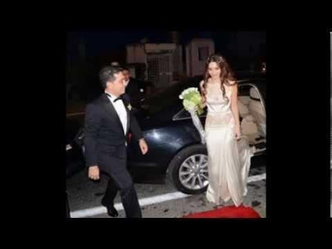 حفل زفاف ناهد دوران بطلة المسلسل التركي حريم السلطان