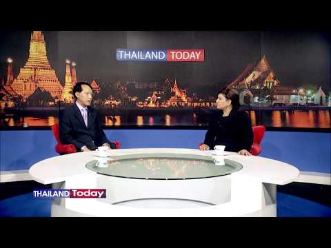 Thailand Today2018เทป147 Professor Athakorn Kengpol, PhD , Dsc NEW