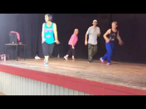 Zumba Gold Crocodile Rock