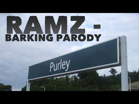 Ramz - Barking *PARODY* (Official Music Video)