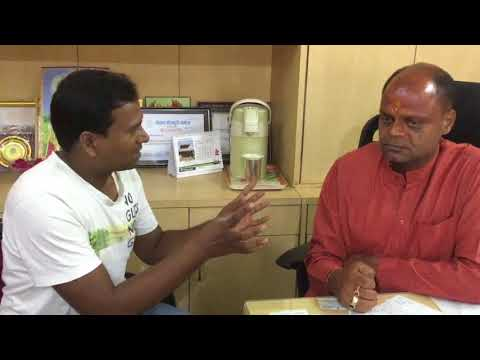 Interview with mayor of Birgunj , Vijay sarawagi