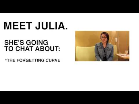 The Forgetting Curve Testimonial