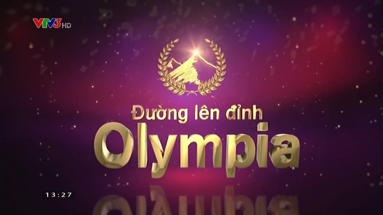 Đường lên đỉnh Olympia Recreation (Version 2 of 2017)