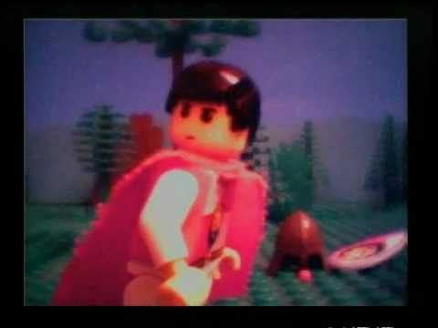 Brickfilm/LEGO feature length film 'The Wars of Darkness Part 1'