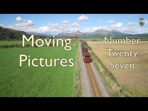 Moving Pictures Number Twenty Seven 21/1/19